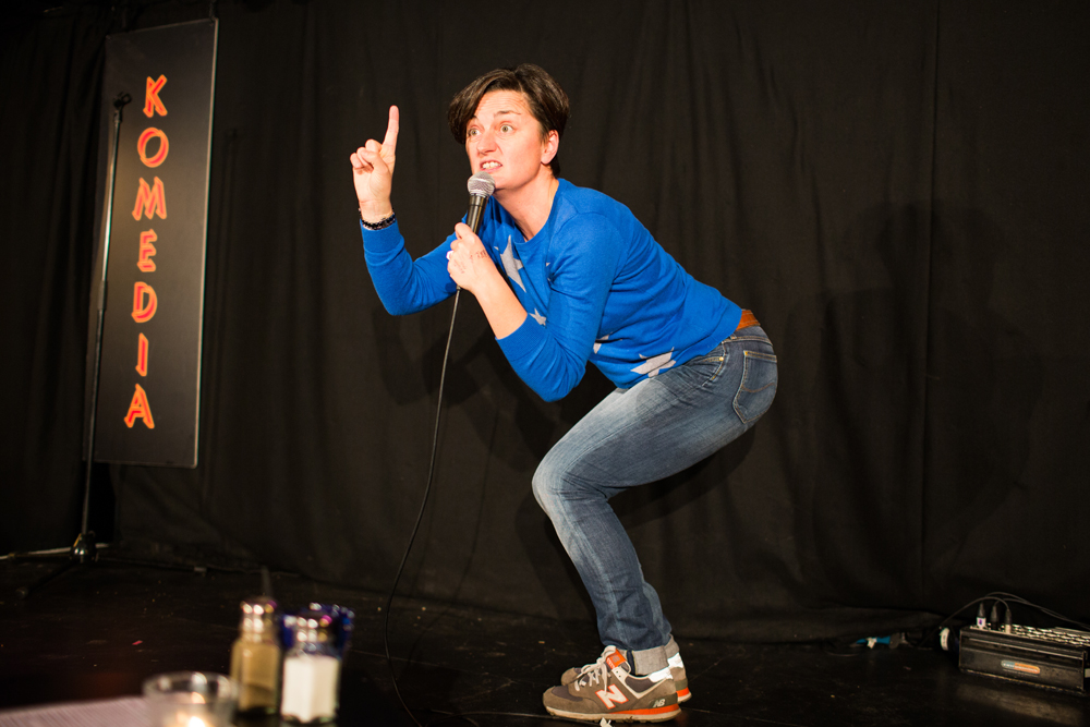 Zoe Lyons at Komedia Brighton