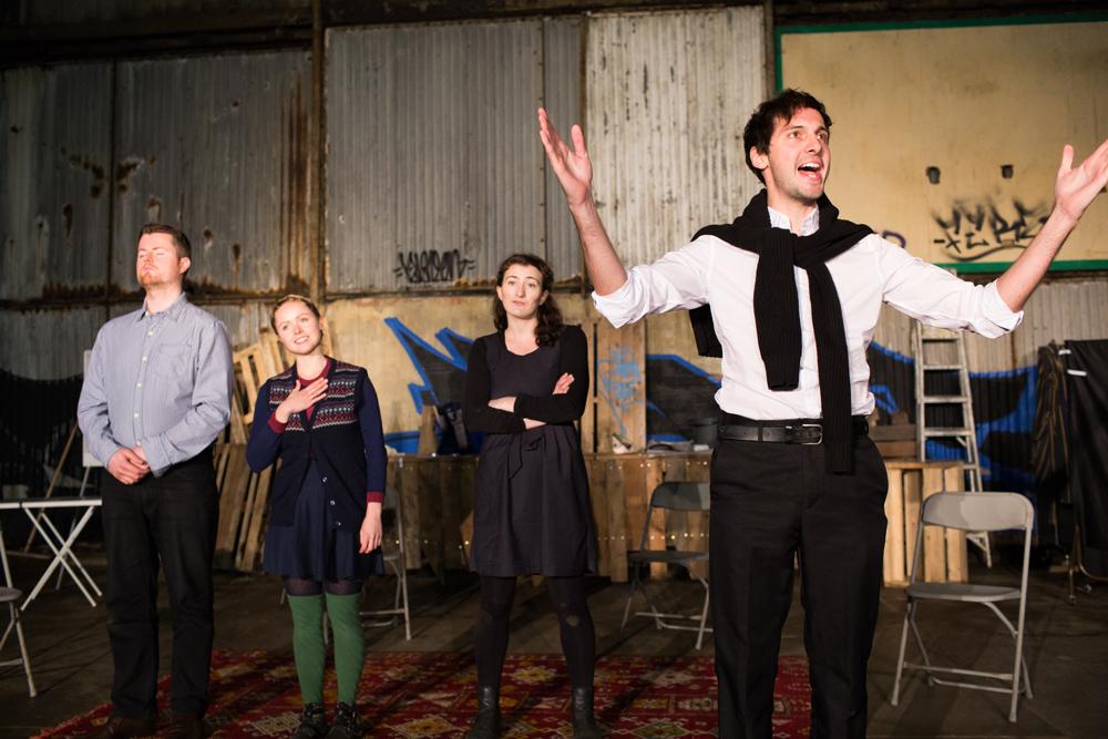 theatre uncut performance
