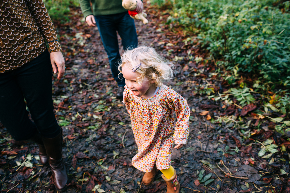 Stanmer Park Family Portrait Shoot