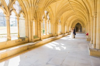 Lancing College Wedding