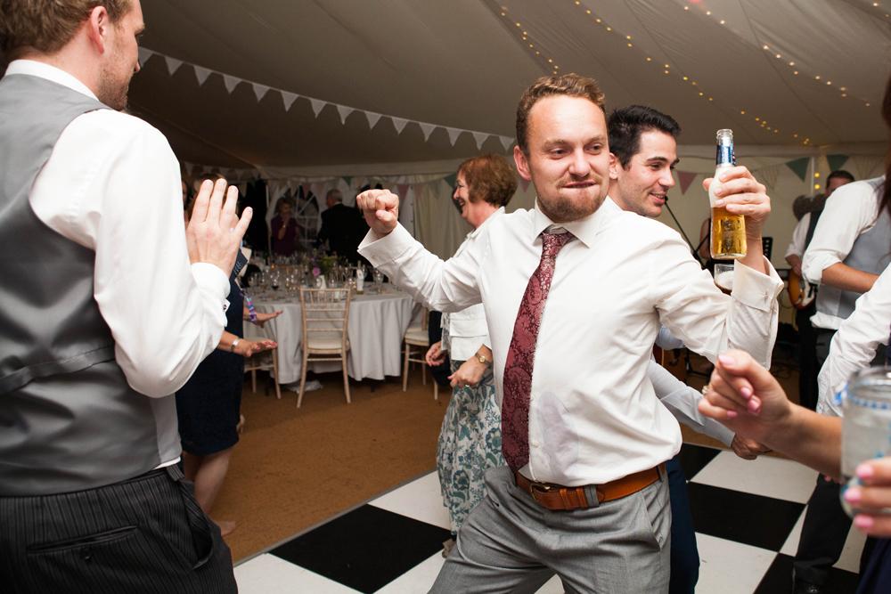 Brighton Wedding Reception Photography