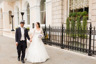 London Wedding Dulwich and East India Club