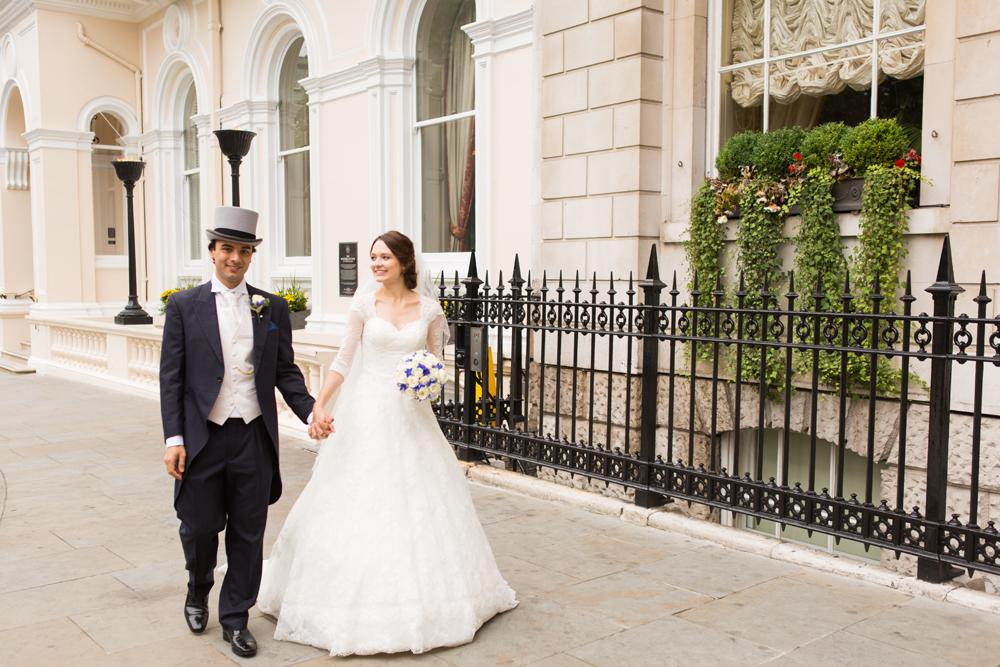London Wedding Dulwich and East India Club