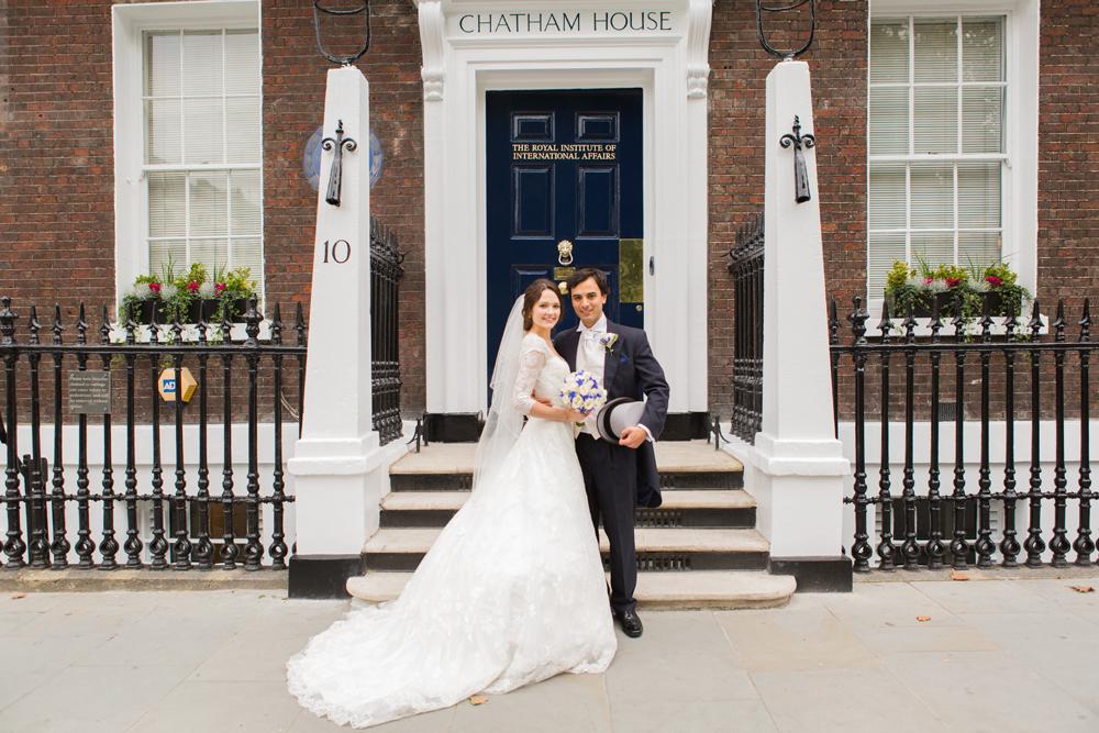 London Wedding Dulwich & East India Club