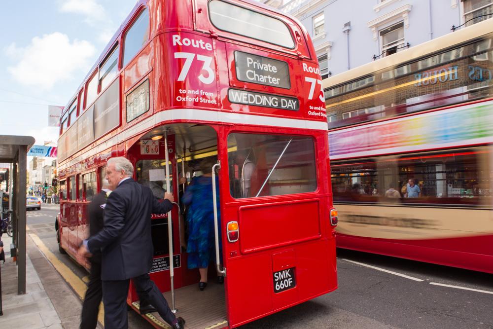 Brighton Wedding Day Transport