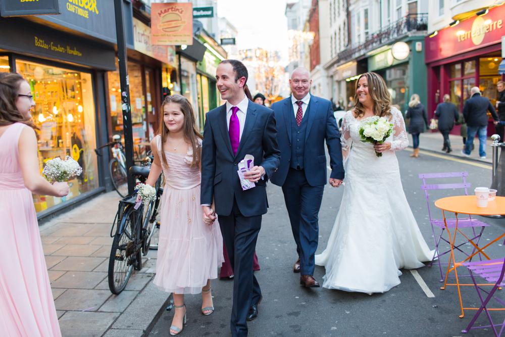 Wedding in Brighton