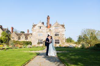 Gravetye Manor Wedding