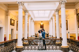 Coach House Brighton Wedding