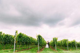 Court Garden Vineyard Wedding