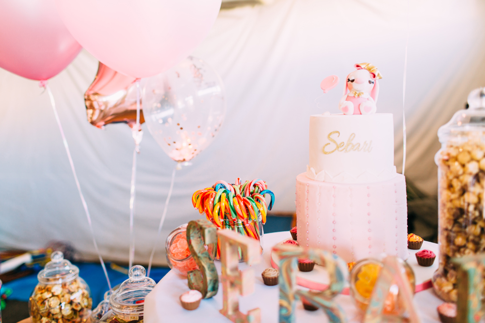 Brighton first birthday party