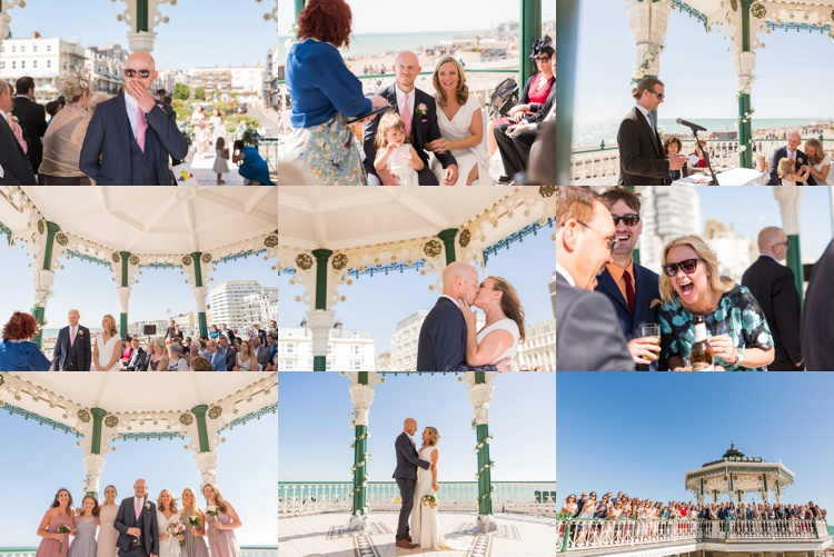 Brighton Wedding Venues Brighton Bandstand