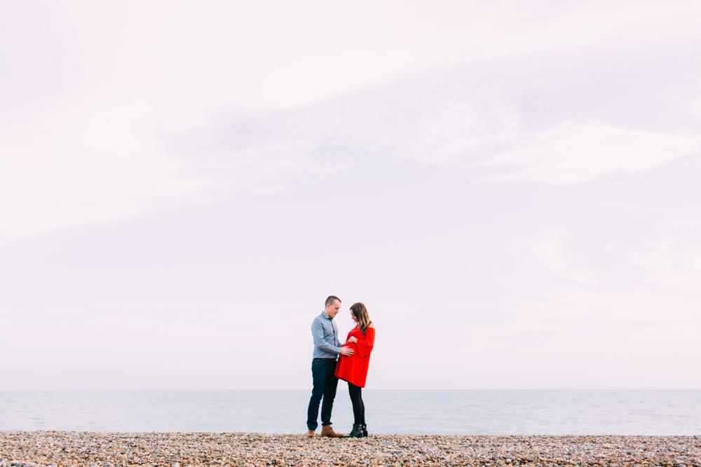 Pregnancy Photo Shoot Brighton