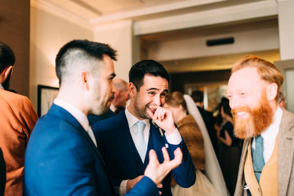 Blanch House Brighton Wedding Guests