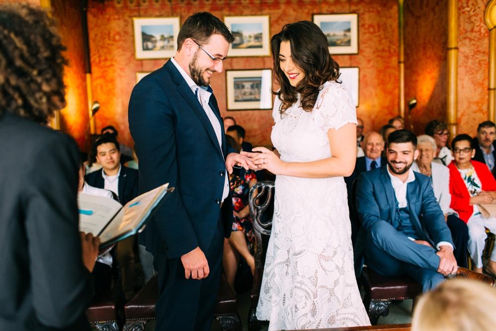 Royal Pavilion Brighton Wedding Ceremony