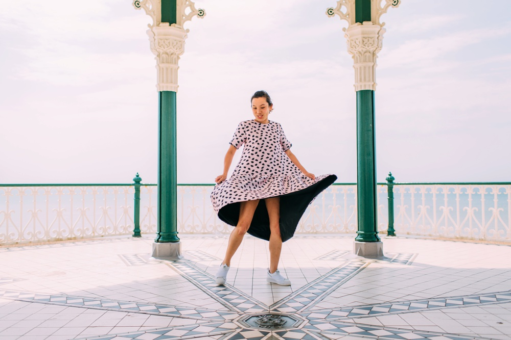 Fun Brighton Bandstand Photography