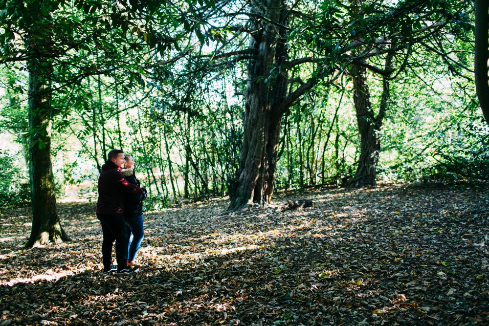 Autumn Stanmer Park Photo Shoot