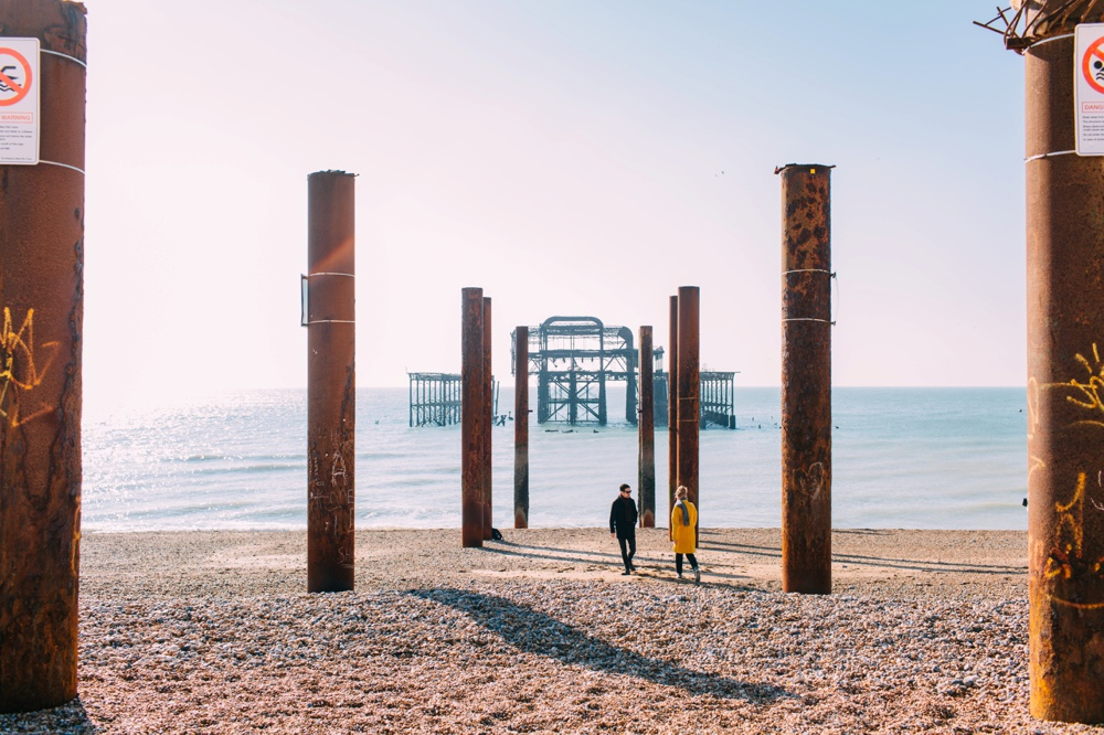 West Pier Brighton photography highlights