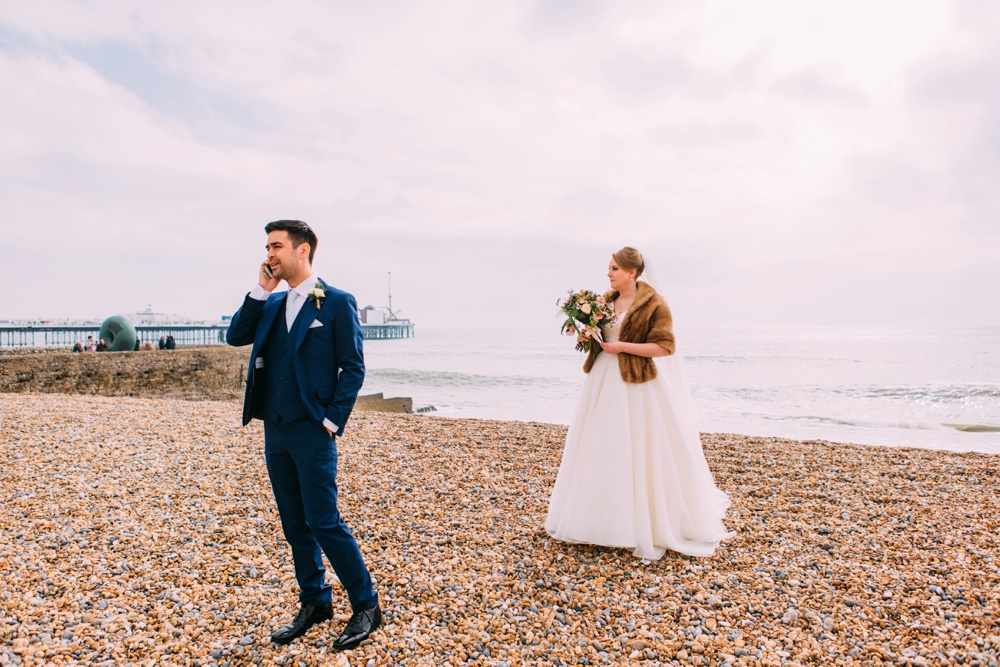 Brighton wedding photography highlights