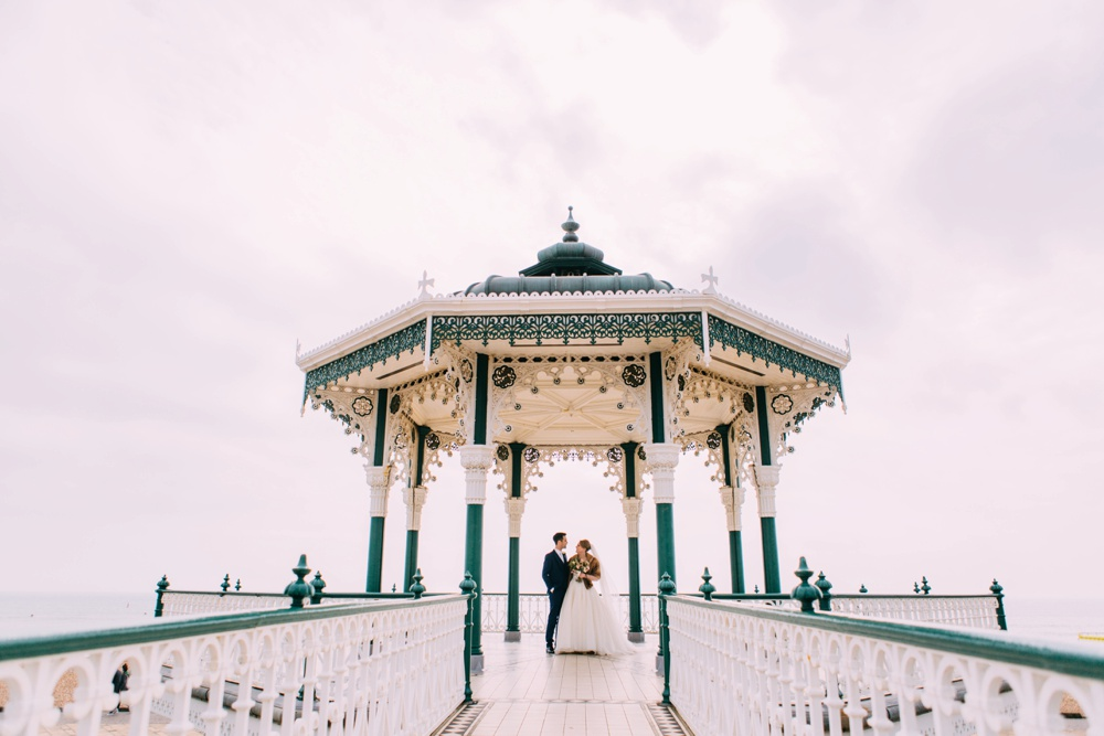 Brighton bandstand photography highlights