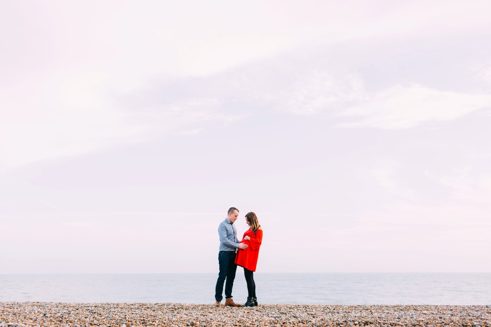 Brighton pregnancy photography