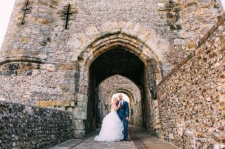 Lewes Castle Wedding