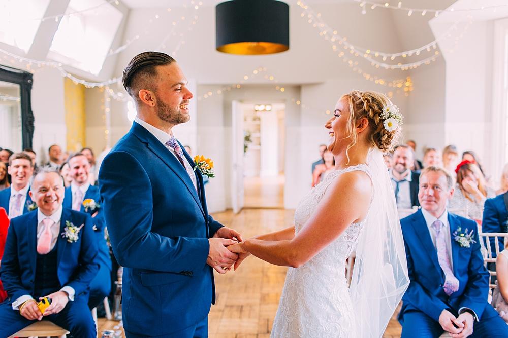 Eastbourne Wedding ceremony