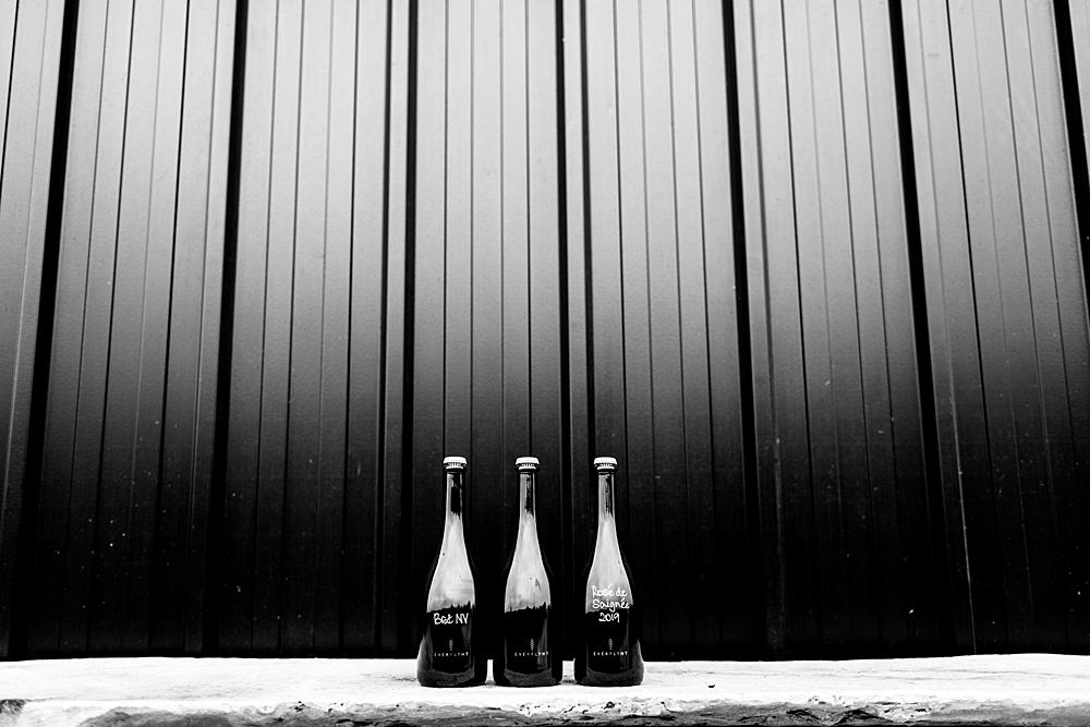 Everflyht English sparkling wine